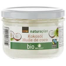huile de coco en cuisine naturaplan bio fairtrade huile de noix de coco beurre de cuisine
