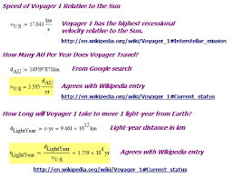 how long to travel a light year images Voyager 1 and gliese 445 math encounters blog jpg