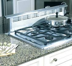 Design Ideas For Gas Cooktop With Downdraft Downdraft Cooktops Vents Cool Design Ideas For Gas With Downdraft