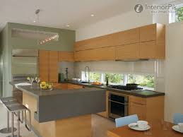 Modern American Kitchen Design Modern American Style Open Kitchen Bar Design Pictures Http