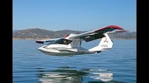 hibious light sport aircraft flying the icon a5 amphibious light sport aircraft aintv clip fail