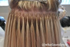 in hair extensions reviews great lengths hair extensions by hj exentions what
