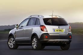 opel antara interior 2011 vauxhall antara facelift prices start under 20k in the uk
