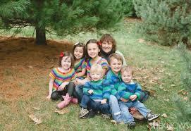 great ideas for family card photos