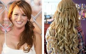Frisuren Lange Haare Offen Locken by Abschlussball Frisuren Offen Locken Mode Frisuren