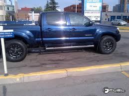 2006 toyota tacoma fuel fuel 1 wheels boost d534 custom wheels 4u