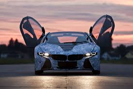 bmw concept i8 idea of bmw concept vision efficient dynamics is now implemented
