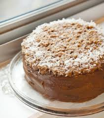urbancookery german chocolate cake