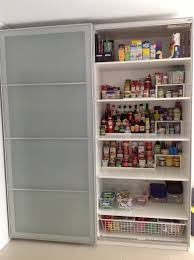 ikea pax wardrobe used as a kitchen pantry but i d install drawers