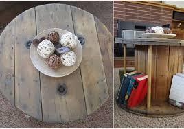 Wire Spool Table 10 Diy Coffee Table Ideas Diy Formula