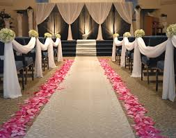 Church Decorations For Wedding Church Wedding Drapery Would Want The Church Decorate Similarly