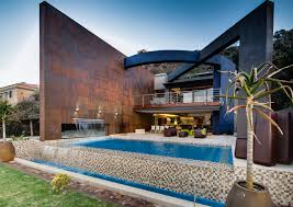 modern villa called house the in constantia kloof johannesburg by