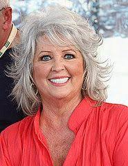is paula deens hairstyle for thin hair the silver fox stunning gray hair styles paula deen gray hair