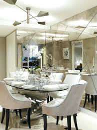 mirrored dining room furniture mirrors hanging table home decor iranews dining room mirror