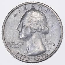 1776 to 1976 quarter 1776 1976 washington silver bicentennial quarter 40 silver san