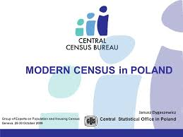 central statistical bureau modern census in poland janusz dygaszewicz central statistical