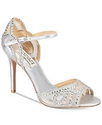wedding shoes badgley mischka badgley mischka bridal shoes and evening shoes macy s