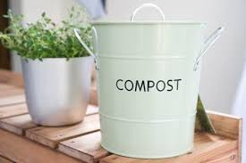 compost canister kitchen this week all hail the compost bin sustainable table