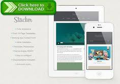 site templates breathe html5 jquery mobile based template