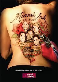 miami ink back tattoo miami ink tv show tattoos pinterest