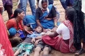plays havoc in karnataka 3 children die from lightning