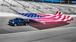 american flag truck 2017 chevy hd towing american flag the fast lane truck