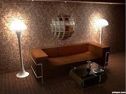 art deco interior picture by mircea for art deco 3d contest