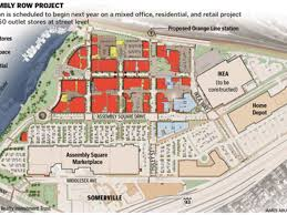 assembly row map ikea at somerville s assembly row still on mbta unconcerned