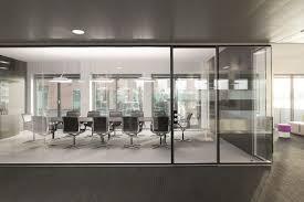 cloison verre bureau cloison amovible de bureau en verre cloison rf by bene design
