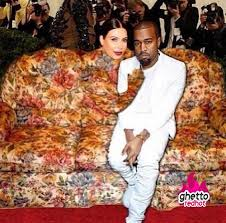 ugly couch kim got that ugly couch style ghetto red hot