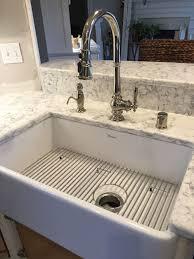 whitehaus kitchen faucet kohler artifacts faucet w whitehaus farmhouse sink