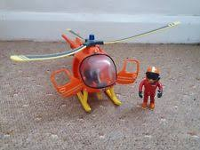 fireman sam tom helicopter ebay