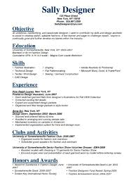 resume format sle for experienced glass fashion model resume sle http getresumetemplate info 3385