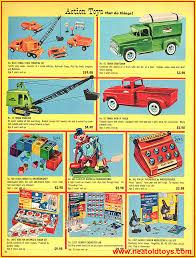 1960 consumers wholesale merchandise catalog tonka toys advertisement