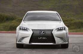 is lexus is lexus up to build a premium four door coupe autospies