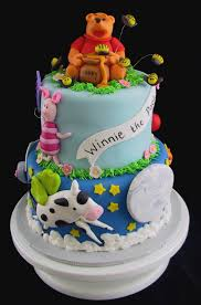 winnie the pooh baby shower cake baby shower the twisted sifter