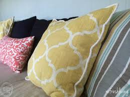 Material For Slipcovers Diy Drop Cloth Slipcover Refresh Living