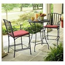 High Bistro Table Tall Bistro Table And Chairs Foter