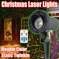 outdoor laser light projector laser snowflake lamp christmas