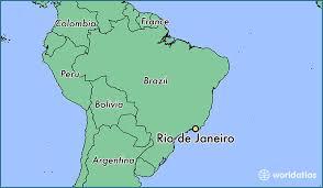 de janeiro on the world map where is de janeiro brazil de janeiro de janeiro