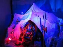 Home Ganpati Decoration Interior Design Top Ganpati Decoration Themes Decor Idea
