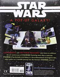 star wars a pop up guide to the galaxy matthew reinhart