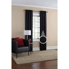 mainstays jacquard window curtains set of 2 walmart com