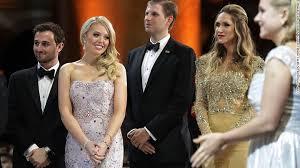 trump u0027s fashion on display at inaugural ball cnnpolitics