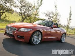 2014 bmw z4 roadster european car magazine
