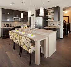2 level kitchen island multi level kitchen island home design
