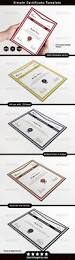 145 best certificate templates designs images on pinterest