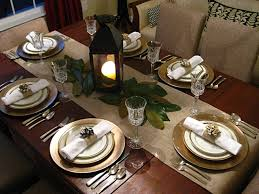 formal dining room table setting ideas zenboa