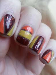 neon tribal nail designs step by step aztec pics tutorial u