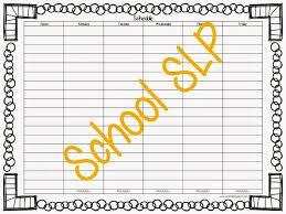slp slp tips and tricks for organization